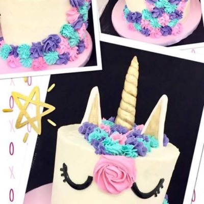 Unicorn cake website