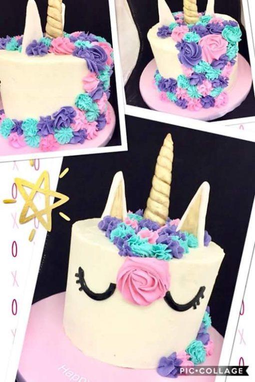 Unicorn cake website